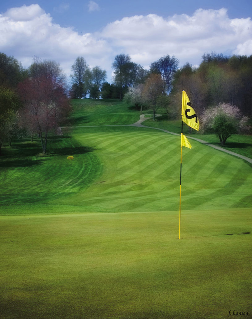 Golf Course Clubhouse Interior Design Ideas: Mohican Hills Golf Club
